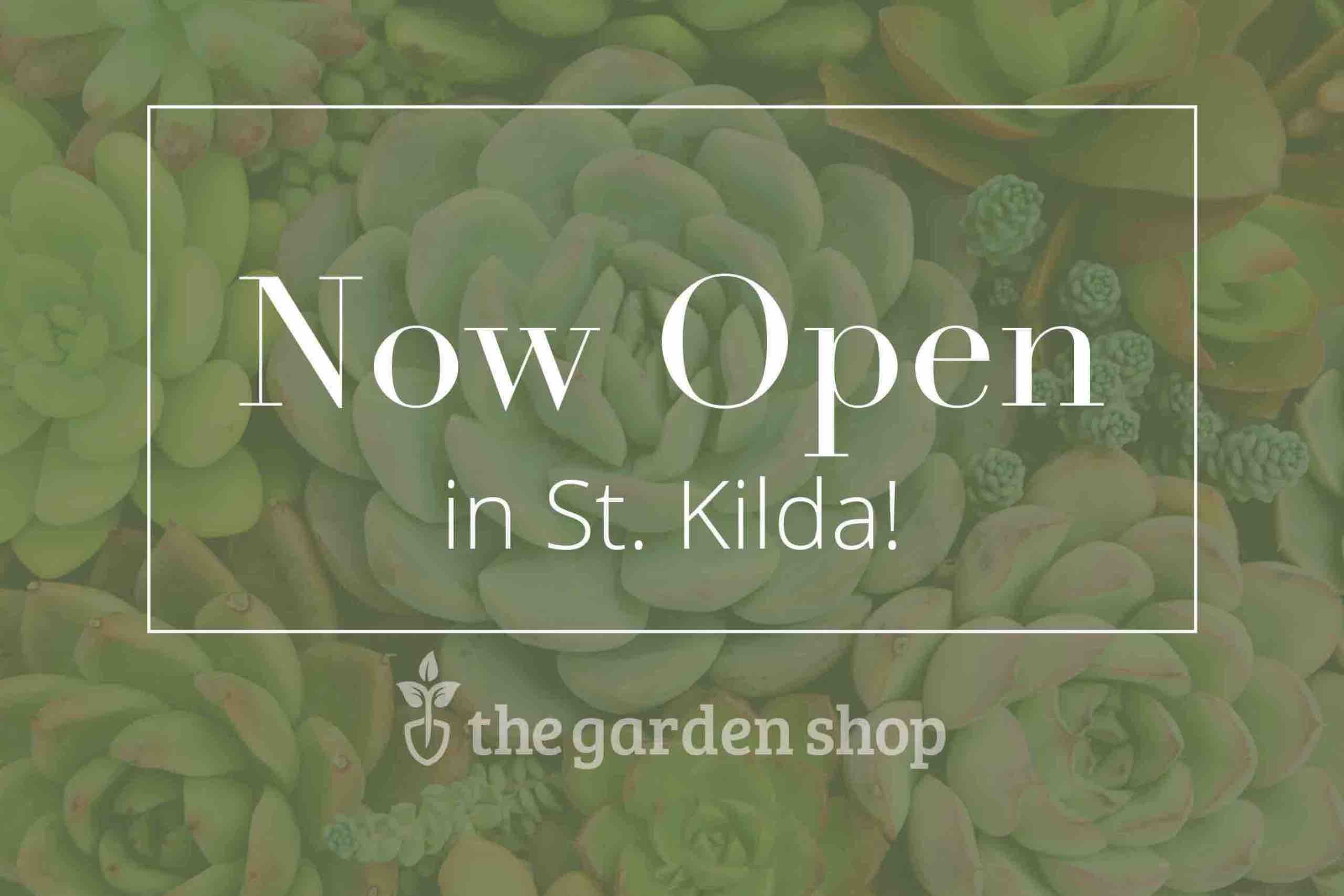 Our St Kilda Location is now OPEN!